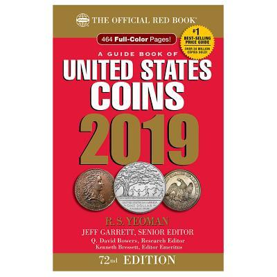 2019 Official Red Book of United States Coins - Hidden Spiral: The Official Red Book