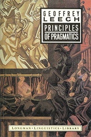 Leech Principles Of Pragmatics Pdf