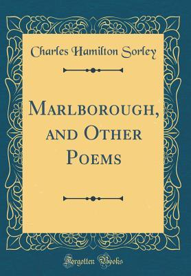 Marlborough, and Other Poems (Classic Reprint)
