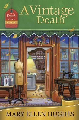 A Vintage Death (Keepsake Cove Mystery, #2)