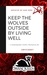 Keep the Wolves Outside by Living Well