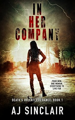 In Her Company (Death's Relentless Dance, #1)