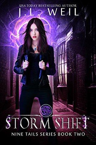 Storm Shift: Kitsune and Shaman novel (Nine Tails Series Book 2)