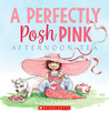 A Perfectly Posh Pink Afternoon Tea