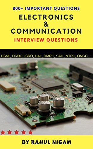Electronics and communication interview questions and answers