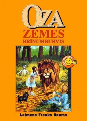 Oza zemes brīnumburvis