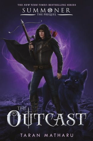 The Outcast (Summoner, #4)