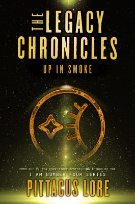 Up in Smoke                  (The Legacy Chronicles #3)