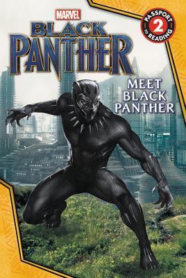 MARVEL's Black Panther: Meet Black Panther