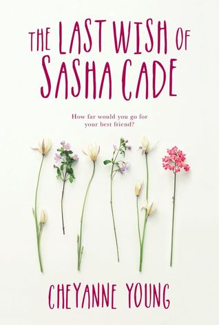 Preorder The Last Wish of Sasha Cade by Cheyanne Young
