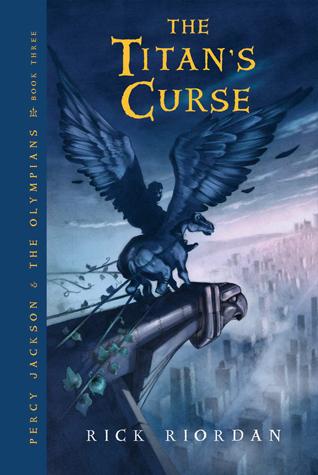 The Titan's Curse by Rick Riordan