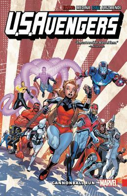 U.S.Avengers, Vol. 2: Cannonball Run
