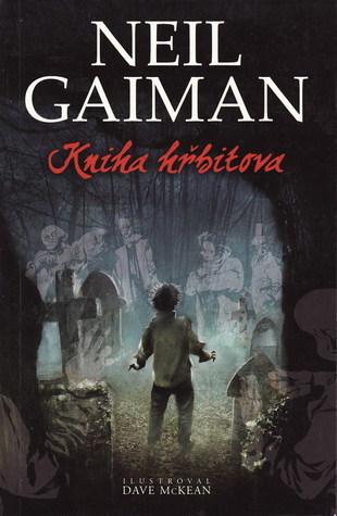 Ebook Kniha hřbitova by Neil Gaiman read!