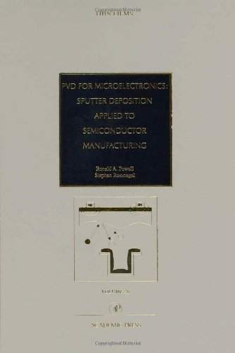 PVD for Microelectronics: Sputter Desposition to Semiconductor Manufacturing: 26
