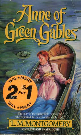Anne of Green Gables (Walmart) (Anne of Green Gables, #1)