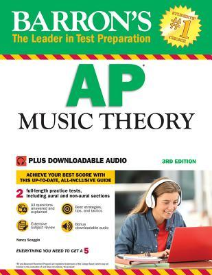 Barron's AP Music Theory: with Downloadable Audio Files