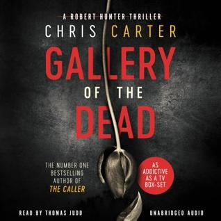 Gallery of the Dead (Robert Hunter, #9)