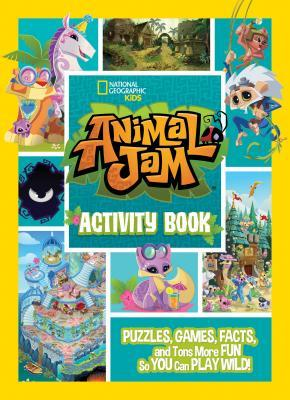 Animal Jam Activity Book