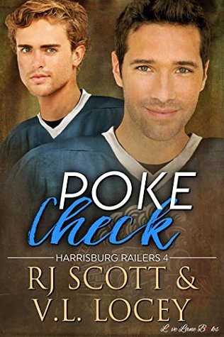 Poke Check (Harrisburg Railers, #4)