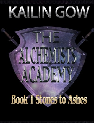 Stones to Ashes by Kailin Gow
