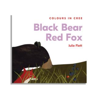 Black Bear Red Fox