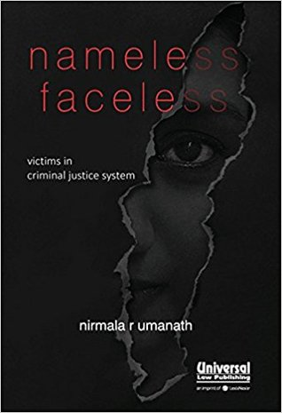 Nameless Faceless - Victims in Criminal Justice System