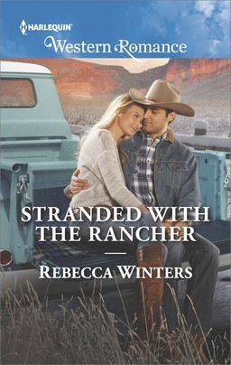 Stranded with the Rancher (Wind River Cowboys #2)