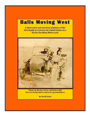 Balls Moving West