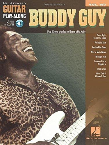 Buddy Guy: Guitar Play-Along Volume 183