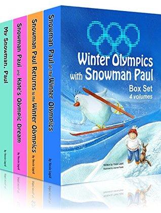 Winter Olympics with Snowman Paul