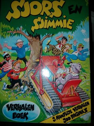 sjors-en-sjimmie-verhalenboek