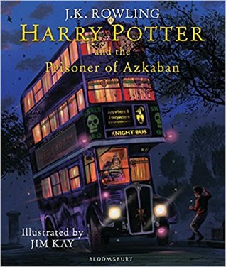 Harry Potter and the Prisoner of Azkaban (Harry Potter, #3) Picture Book