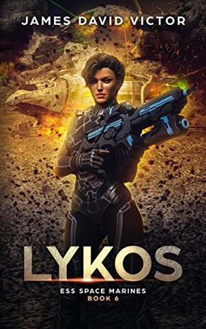 Lykos (ESS Space Marines #6)