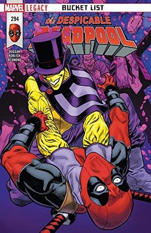 Despicable Deadpool #294
