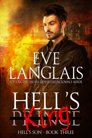 Hell's King (Hell's Son, #3)
