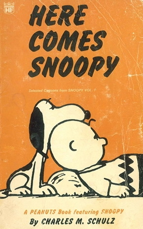 Here Comes Snoopy (Peanuts Coronet, #6)
