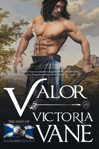 Valor (Sons of Scotland, #2)
