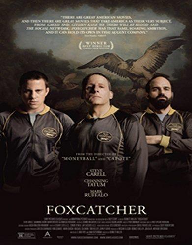 MOVIE SCRIPTS - FOXCATCHER: SCREENPLAY BOOK