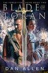 Blade of Toran (The Forgotten Heirs Trilogy, #2)