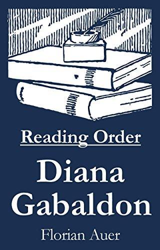 Diana Gabaldon - Reading Order Book - Complete Series Companion Checklist