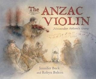 Image result for anzac violin  book
