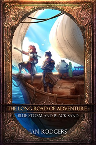 The Long Road of Adventure: Blue Storms and Black Sand