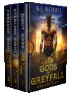 The Gods of Greyfall Collection