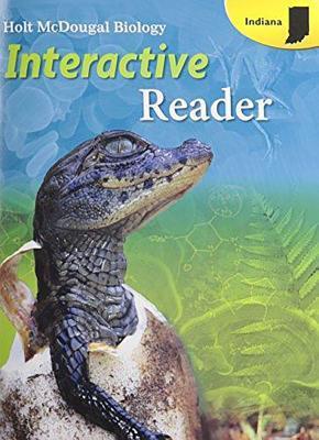 Holt McDougal Biology: Interactive Reader