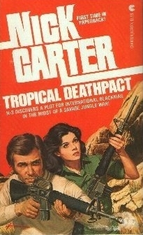 Tropical Deathpact (Killmaster, #128)