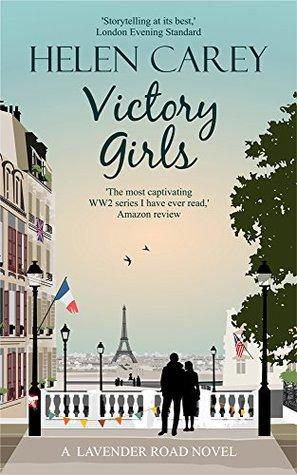 Victory Girls by Helen Carey