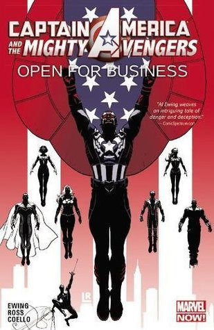 Captain America and the Mighty Avengers, Volume 1: Open for Business