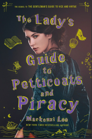 Image result for the lady's guide to petticoats and piracy cover