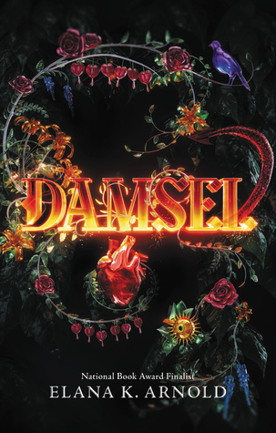 Image result for Damsel by Elana K Arnold