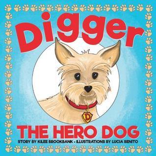 Digger the Hero Dog